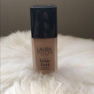 Laura Geller filter first luminous foundation EUC